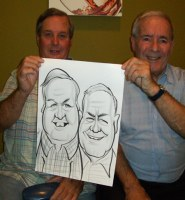 Caricature Artist Hire Staffordshire Uk